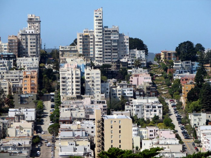 San Francisco, Russian Hill, Bay Area, Tech CU, Veritas Investments, Technology Credit Union
