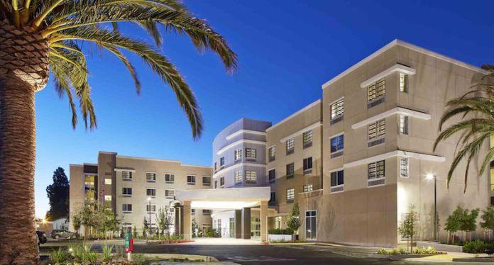 Hersha Hospitality Trust, Sunnyvale, Courtyard by Marriott, Silicon Valley, Bay Area