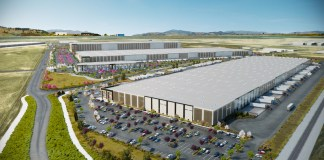 Napa Logistics Park, American Canyon, DivcoWest, Orchard Partners, Bay Area, Cushman & Wakefield, Colliers, Ware Malcomb, Oltmans Construction