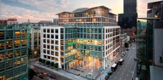 American Realty Advisors Tishman Speyer San Francisco J.P. Morgan Asset Management Transbay Transit Center Foundry Square III Eastdil Secured