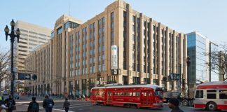Market Street, Market Square, San Francisco, Twitter, Cresa, Twitter Building, Shorenstein, J.P. Morgan, J.P. Morgan Strategic Property Fund, Nerdwallet, JLL