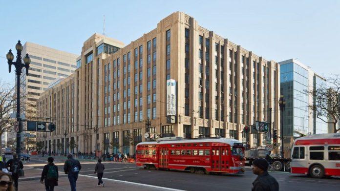 Market Street, Market Square, San Francisco, Twitter, Cresa, Twitter Building, Shorenstein, J.P. Morgan, J.P. Morgan Strategic Property Fund, Nerdwallet, JLL