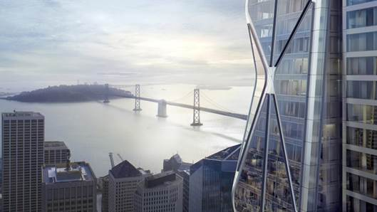Oceanwide Center Hony Capital Foster and Partners San Francisco Bay Area Salesforce Tower TMG Partners Northwood Investors