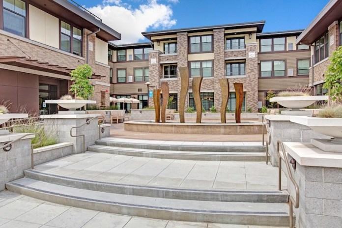 Massachusetts Mutual Insurance Company, AEW Senior Housing Investors III, Bay Area, Teacher Retirement System of Texas, San Jose, AEW Capital Management, Merrill Gardens, Campbell, Lafayette