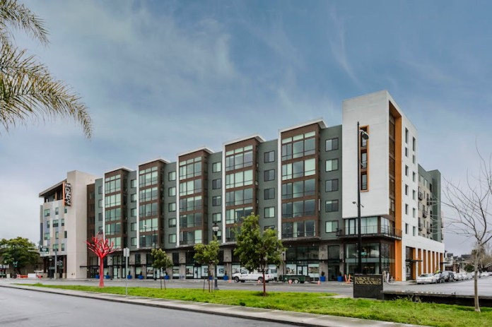 The Pierce, San Jose, Silicon Valley, Bay Area, Mayor Liccardo, Pritzker Realty Group, Steinberg Architects, Voxel Cloud, Sares Regis Group