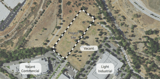 San Jose Signature Healthcare Services LLC IN2IT Architecture Edenvale Area Development Policy Coyote Creek Trail San Jose Behavioral Hospital