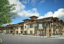 Danville Riverwalk Danville Office Partners LLC The Stanley Group Inc LCA Architects San Ramon Creek Residential Downtown