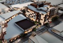 First Street Napa, Archer Hotel Napa, lululemon athletica, State & First and Mecox, Zapolski Real Estate, Trademark Property Company