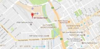 Trammell Crow, Diridon Station, San Jose, Silicon Valley, Menlo Park, A&F Properties, SAP Center, industrial property Pitco Foods 587 Cinnabar Street
