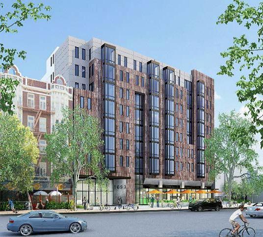 Walker & Dunlop, The Rise Market Street, San Francisco, Rescore Property Corp., Presidio Development Partners, Square Mile Capital,
