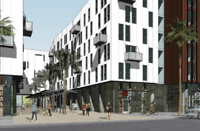 Equity Residential, Design District, LEED Platinum, David Baker Architects, San Francisco, Bay Area, CMG Landscape Architecture