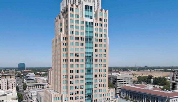 Hines, Sacramento, Park Tower, Kaplan McLaughlin Diaz, Golden 1 Center, Newmark Grubb Frank Knight