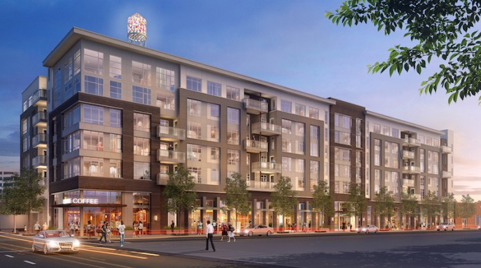 Trammell Crow Residential, Crow Holdings, Northern California, Oakland, Lake Merritt, KTGY Architecture + Planning, UBS, Suffolk Construction, Silicon Valley, Bay Area, Alameda Naval Air Station, Thompson | Dorfman Partners, Mill Valley, Alexan Webster