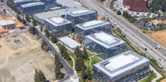 Irvine Company Office Properties, ENERGY STAR, Santa Clara Square, Silicon Valley, Sand Canyon Business Center, Eastgate Terrace, La Jolla,