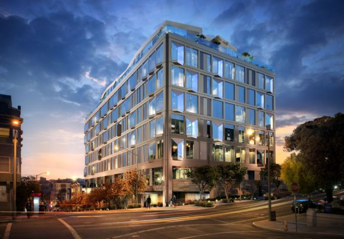 Trumark Urban, ThePacific, Handel Architects, Handel Interiors,San Francisco, PacificHeights , Observatory Lounge, Golden Gate Bridge
