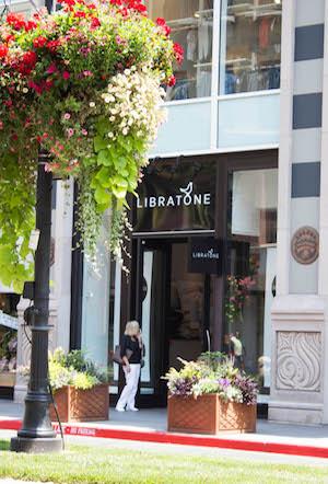 Libratone, Santana Row, San Jose, Silicon Valley, Bang & Olufsen, Bower & Wilkins, Mike Culver, store, Amazon, ZIPP MINI, Q Adapt