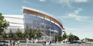 Chase Center, NBA Season, project , Completion Mark, schedule