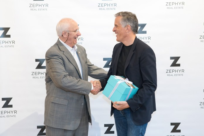 Zephyr Real Estate, Interactive Media Award, Leading Real Estate Companies of the World, Who's Who in Luxury Real Estate, Mayfair International