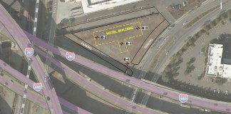 Emeryville, Oakland City Planning Commission, Hotel Mandela, Mandela Parkway, Target, Extended Stay America hotel, Architectural Dimensions, Ram Hotels