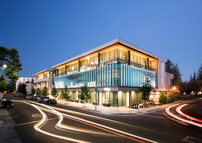 American Realty Advisors, Palo Alto, Visa, Bay , Area, California Avenue Caltrain Station, California Avenue, The M, inkoff Group, JP Morgan Asset Management, Eastdil Secured