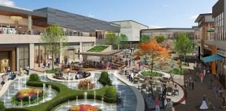Pinstripes, Hillsdale Shopping Center, Bohannon Development Company, Cinepolis, Palette Restaurant, Belcampo Market, MidiCi The Neapolitan Pizza Company, San Mateo