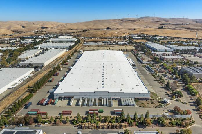 San Francisco Bay Area, North Bay, Central Valley, Livermore, Crow Holdings, Longfellow Logistics Center, Orchard Partners, Townsend Commercial, JLL