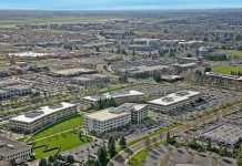Basin Street Properties, Northern California, Northern Nevada, White Rock Corporate Campus, Rancho Cordova, NEC Solutions America, Federated Insurance, Liberty Financial Home Equity, Class A office space