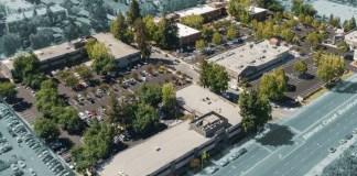 City of San Jose, Environmental Impact Report, Los Gatos, Fortbay, Commercial General, San Jose's Stevens Creek Boulevard Urban Village, Stevens Creek Boulevard, Stevens Creek Executive Park, Colony Capital