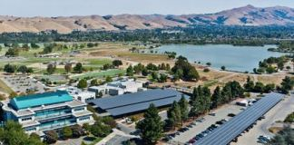 City of Fremont, Georgetown University Energy Prize, Rising Sun Energy Center, Alameda County Water District, California Youth Energy Services, Energy Upgrade California, Bay Area SunShares, SolSmart Gold community, U.S. Department of Energy, Aqua Adventure Waterpark