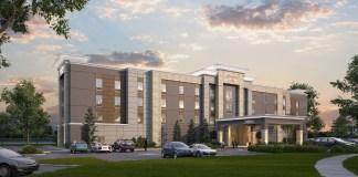 Hampton by Hilton, Hampton Inn & Suites, Hilton Knightdale Raleigh, Hampton Inn & Suites by Hilton Sacramento, North Carolina, Kansas, Massachusetts, Missouri
