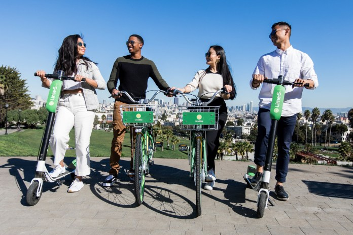 LimeBike Secures Additional $70 Million in Series B Extension Round