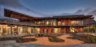 Santa Rosa, Sonoma Academy, Grange and Studios Project, XL Construction, WRNS Architects, Living Building Challenge, WELL Building Standard, U.S. Green Building Council, Zero Net Energy, International Living Building Institute,