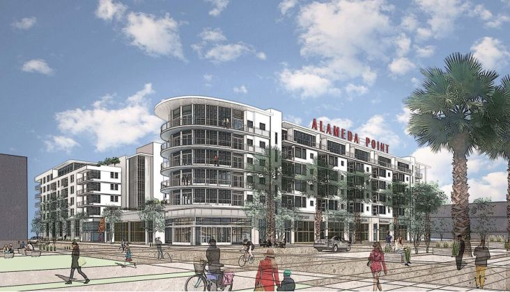 City of Alameda, Alameda Point Partners, Naval Air Station Alameda, Trammell Crow Residential, Crow Holdings, srmERNST Development Partners, Eden Housing, Madison Marquette, Cypress Equity Investments, Bay Area, Ralph Appezzato Memorial Parkway, Orion Street, KTGY Architecture + Planning