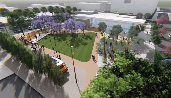 Bay Area, Fremont, Silicon Valley, Civic Center Master Plan Project, Capitol Avenue, State Street, City Hall, San Francisco, STUDIOS Architecture, Civic Center, Downtown Hall, Town Fair Shopping Center, Capital Avenue, Locale @ State Street