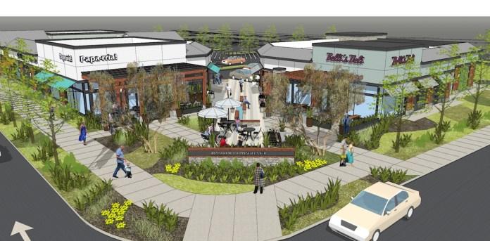 Cushman & Wakefield, Rossmoor Shopping Center, Tallen Capital Partners, Citivest Commercial Investments, Rossmoor Retail Partners, Walnut Creek, CVS Pharmacy, Starbucks