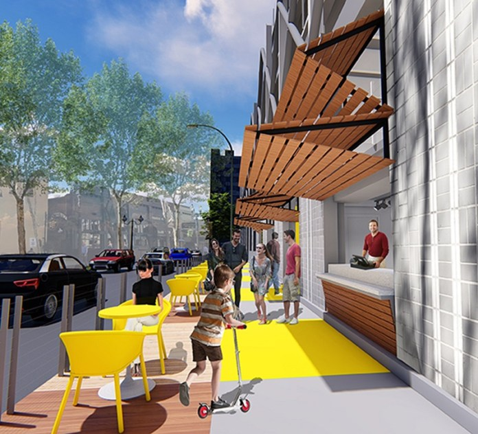 Market-San Pedro Garage, MOMENT, San Pedro Squared, San Jose Made, San Jose Downtown Association, 2015 Knight Cities Challenge, James L. Knight Foundation, Downtown San Jose Property-Based Improvement District (PBID)