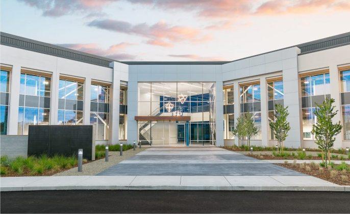 Bay Area, Four Corners Properties, NELSON, Riotech Office Park, Maxim Integrated, SunPower Corporation, Levi Stadium, HMH Landscape Architecture