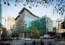 San Francisco, JLL, PwC, Embarcadero, TH Real Estate, Norges Bank Real Estate Management, Howard Street, Salesforce Transit Center, New York, London, Tokyo