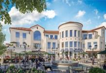 Stanford University, El Camino Real, City Council, Middle Plaza, Menlo Park, El Camino Real Project, project construction