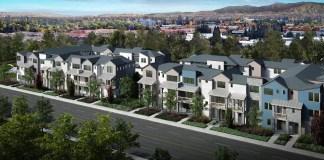 Silicon Valley, Nova at The Vale, Taylor Morrison,, Taylor Morrison Bay Area, The Nucleus, San Francisco, Fair Oaks Plaza, Sunnyvale