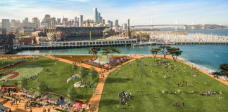 Hunters Point, AT&T Park, Mission Rock, Tishman Speyer, San Francisco, San Francisco Giants