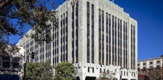 San Francisco, TMG Partners, Oakland, San Francisco, Newmark Knight Frank, WeWork, Breuner's Home Furnishings, BART, Breuner Building