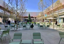 City Center Bishop Ranch, San Ramon, Sephora, Bamboo Sushi, GEORGE, Unionmade, Sunset Development Company