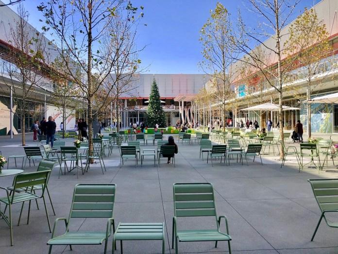 City Center Bishop Ranch, San Ramon, Sephora, Bamboo Sushi, GEORGE, Unionmade, Sunset Development Company