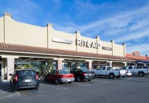 CBRE, San Jose, Heritage Plaza, Hollister, West Valley Properties, Goodwill, RiteAid, O'Reilly Auto Parts, Advance America, Cricket Wireless,