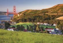 Silicon Valley, Northern California, Bay Area, San Francisco, Sausalito, Golden Gate National Recreation Area, Cavallo Point, DiamondRock Hospitality Company