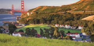 Silicon Valley, Northern California, Bay Area, San Francisco, Sausalito, Golden Gate National Recreation Area, Cavallo Point, DiamondRock Hospitality Company