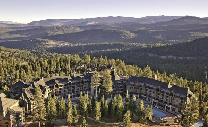 Kennedy Wilson, Ritz-Carlton, Lake Tahoe, Northern California, United Kingdom, Ireland, Beverly Hills, real estate, hotel