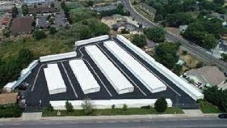 Marcus & Millichap, Bunyan Road Security Storage, Susanville, Seattle, National Self-Storage Group, Oregon, Lassen County