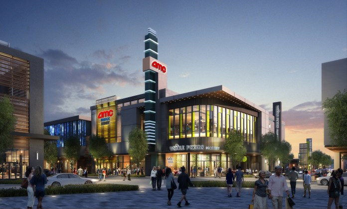 Macy's, Sunnyvale, Sand Hill Properties, STC Venture, Hunter Storm, Sares Regis Group of Northern California, Whole Foods Market, AMC Theaters